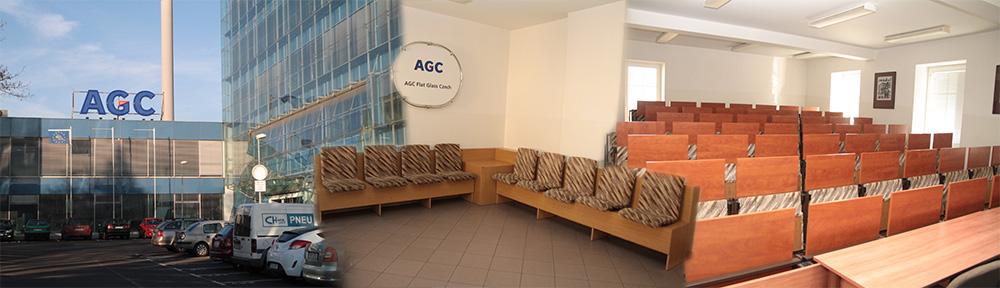Střední škola AGC a.s.